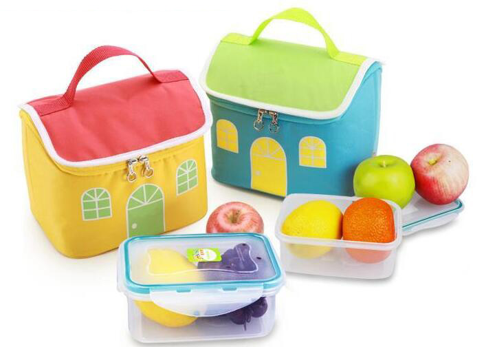 TOP WHOLESALE kids lunch bag with bottle holder