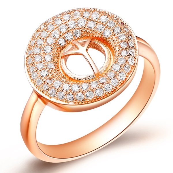 Newest Rings With CZ Diamond Big Fashion Wedding Designer Ring For Women 925 Sterling Silver Summer Style 2015 Ulove J158