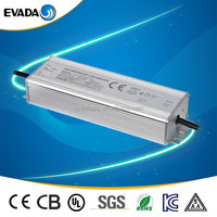 High quality waterproof 200w plastic case led driver