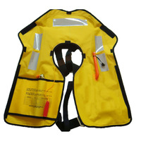 low price kayak life vest inflatable