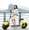 Pleasedin Interesting 2016 hot sale citycoco 1500W fast delivery electric scooter motorcycle monster scooter