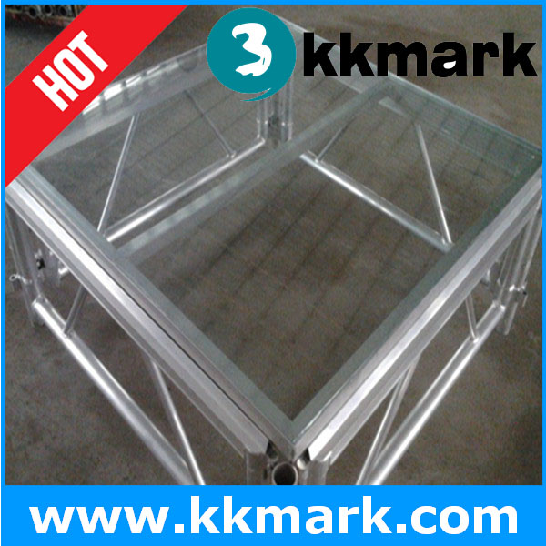 plexiglass stage, Acrylic Stage Platform with Aluminum truss
