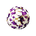 whithin flower Colorful bath bombs bubble sea bath salt