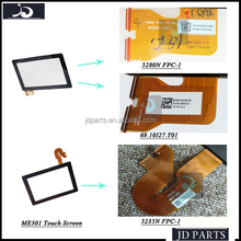 100% original digitizer for Asus Me301 5280n touch screen glass digitizer screen