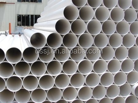 White rigid pvc water perforated plastic u pvc hdpe for White plastic water pipe