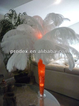 Party decoration wedding decoration ostrich feather centerpiece