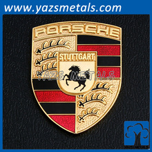 Customized famouse car logo lapel pins