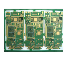 single-side 94v0 usb sd audio player circuit board