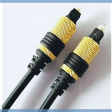 3.5mm plug male to male ps4 digital optical audio toslink cable