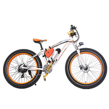 26 inch fat tire electric mountain bike 21 speed 500W cheap chinese electric dirt bike for sale electric bicycle
