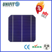 High Quality 156x156 Buy High Efficiency Photovoltaic Cell With Solar Cells 6*6