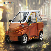 Electric motor car, electric car, electromobile, electric vehicles for carrying passengers