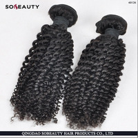 Hot Sale Full cuticle double weft unprocessed wholesale india long hair
