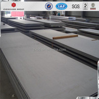 DIN standard prime black carbon Q235CR different types of steel plate