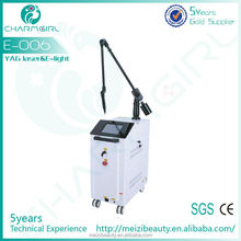 Tattoo removal single-pulse machine