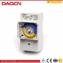 DAQCN China CE Certificate Programmable Digital 12 Volt Dc Ac Timer Switch