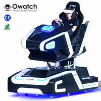 Owatch - Home Entertainment 9D VR Cinema Simulators Car Racing Electronic Game