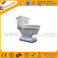 New product inflatable toilet for sale F1099