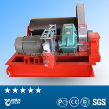 From China light duty and heavy duty electronic trailer winches for sale