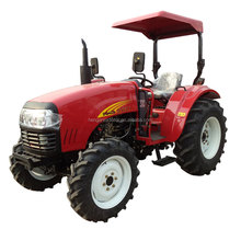 chinese best price 454 model 45hp farming tractor with rops