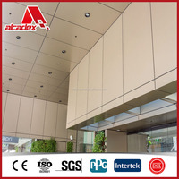Aluminum composite panel fireproof decorative panel