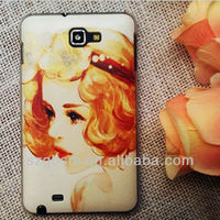 Sexy Girl Cell phone Cover new arrival luxury fashion Cute for Samsung case