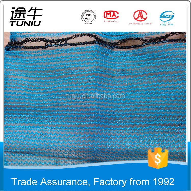 International Alibaba Golder Supplier Made High quality green shade net /construction safety nets /Dust and debris control net