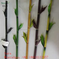 Artificial Lucky bamboo fow wall art decor
