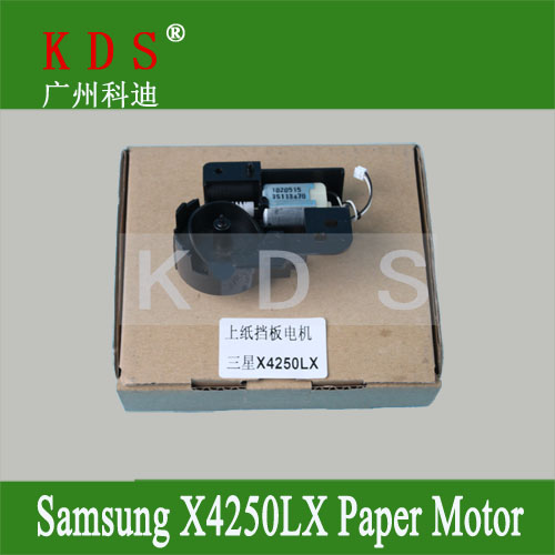 Original Paper feed motor for Samsung X4250LX X3220NR X3280NR motor for Samsung printer parts JC61-06125A