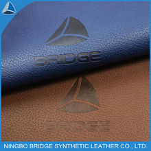 Best Quality PU thermo leather for diary cover