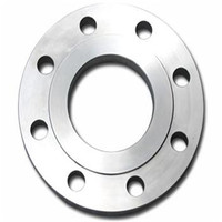 ASME B16.47 standard ductile iron pipe fitting puddle flange pipe, pipe flanges