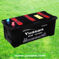 Yuasan Factory Direct Lead Acid 12V150AH Dry Truck Batteries--N150(12V150AH)
