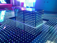 led dance floor dj lighting for club and disco