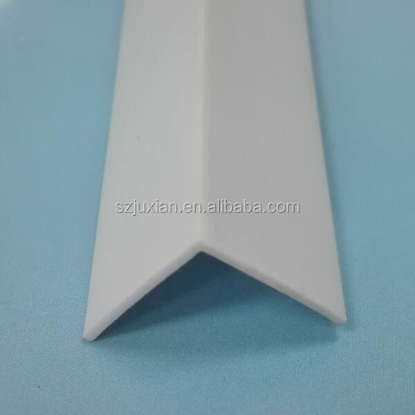 PVC Profile /Corner Guards Turn Angle Protector Plastic Extrusion Profiles