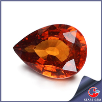 natural gemstone pear shape natural garnet price