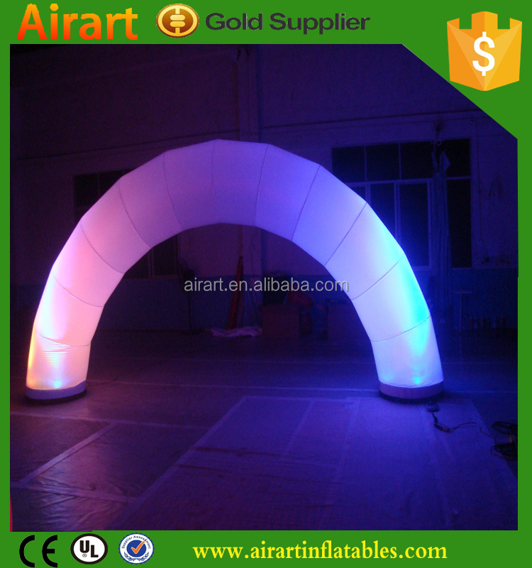 inflatable outdoor xmas decoration/ xmas arch cheap on sales