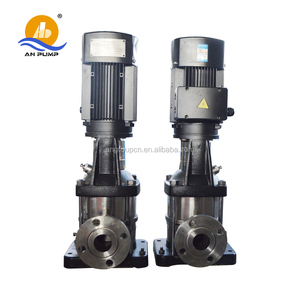 high head hot water vertical multi stage centrifugal pump