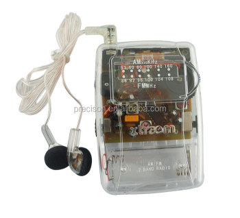 Transparent Radio
