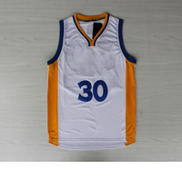 2016 hot topic china supplier wholesale blank basketball jerseys with all team