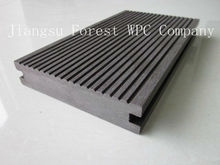 150x35mm No painting no glue WPC composite decking solid lowes vinyl decking lowes plastic lumber
