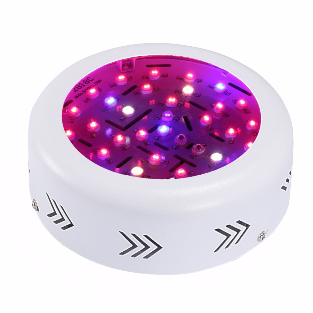 2016 new product high efficient full spectrum 360W ufo led grow light hydroponic