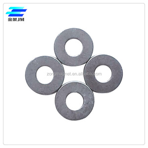 Disc NdFeB magnet round neodymium magnets certificated by TS/ISO 16949