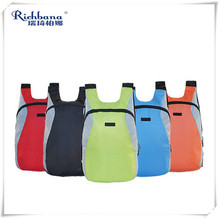 Hot Selling Water-Proof Folding Polyester Backpack For World Wholesale From China
