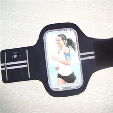 china manufactory Universal Running Sports Armband For Iphone4 /4S multi color Gym Phone Bag Case