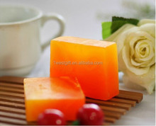 The royal family soap,orange soap, handmade soap