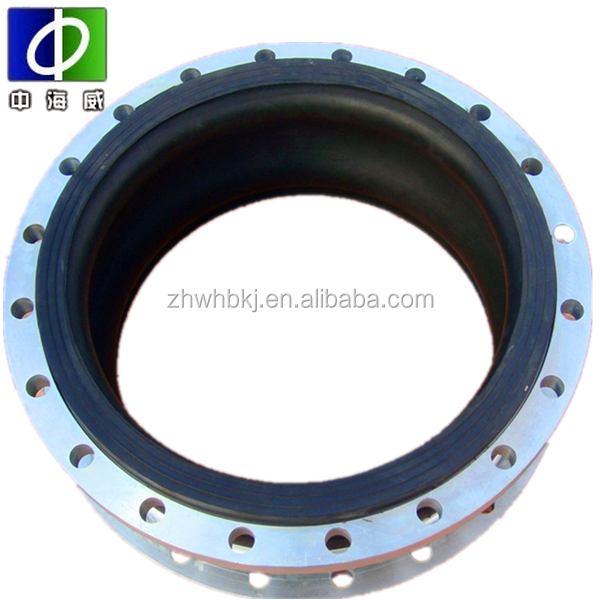 iso certificate floating flange rubber expansion joints