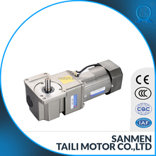 ac right angle geared motor solid type 90mm type 40w-180w