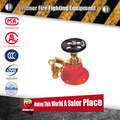 Turn Down Type Factory Customized Fire Landing Valve with high quality