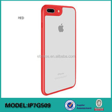 Ever Blue tpu pc hybrid cover case for iphone 6,for iphone 6 case tpu