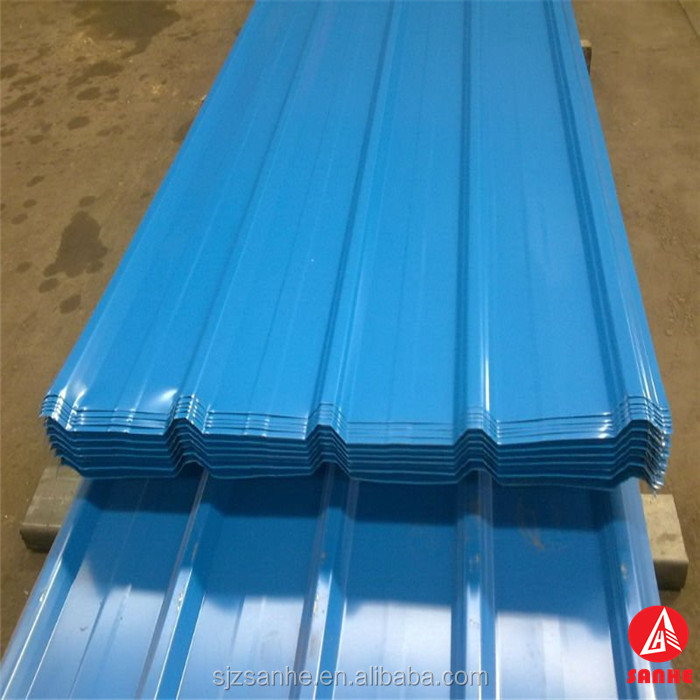 SGCH Galvanized Corrugated Metal Roofing Sheet Price Per Sheet